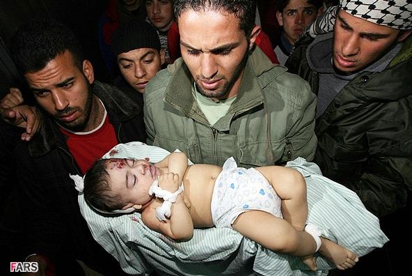 غزه مظلوم